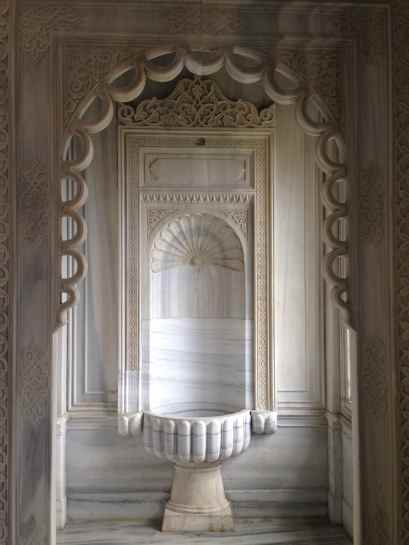 The original Hamam built in 1874 by Sultan Abdul Aziz of the Ottoman empire | Photo: Rubina A Khan