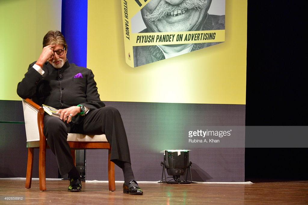 Amitabh Bachchan / Getty Images