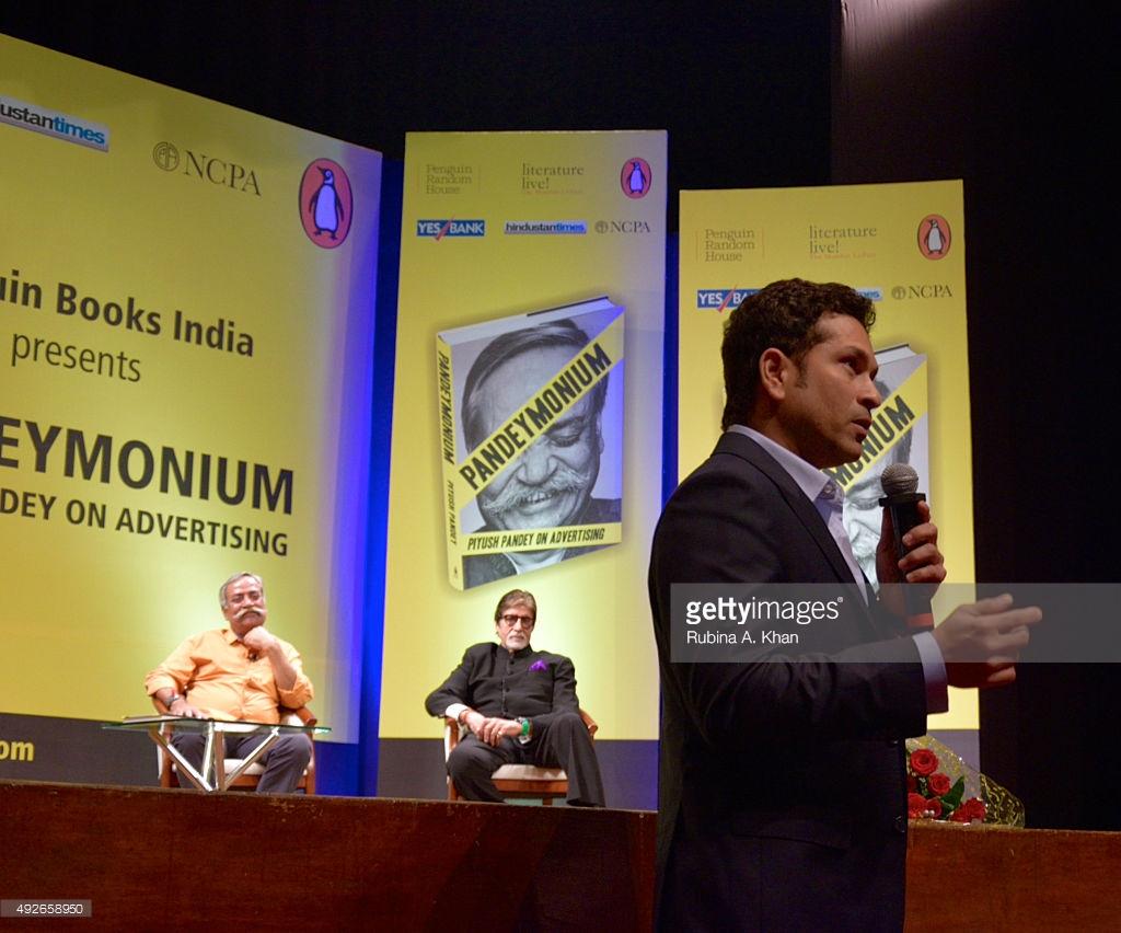 Sachin Tendulkar / Getty Images