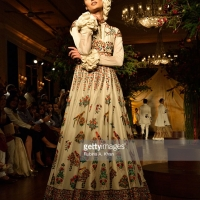 Fashion Design Council Of India's Amazon India Couture Week 2015 Rohit Bal | New Delhi