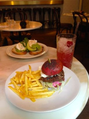 UnBeetable Burger & Fries | Photo: Rubina A Khan