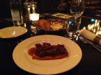 Devilled Lamb Kidneys on Toast | Photo: Rubina A Khan