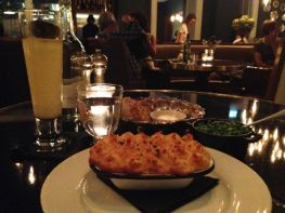 Fish Pies & Braised Peas | Photo: Rubina A Khan