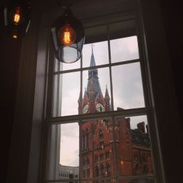 St Pancras Station | Photo: Rubina A Khan