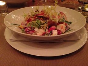 Lobster Salad | Photo: Rubina A Khan