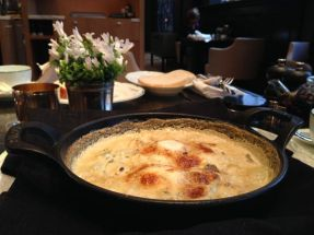 Baked Eggs with Asparagus and Truffle | Photo: Rubina A Khan
