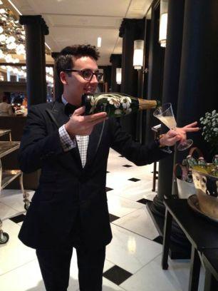 Perrier Jouet Champagne | Photo: Rubina A Khan