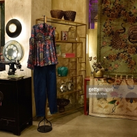 Rohit Bal Launches His First Home Collection & Apparel Line, Husn-E-Taairaat With Good Earth