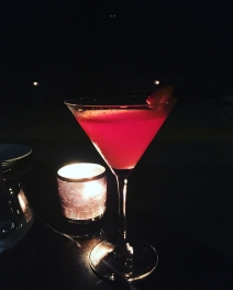 Estella Strawberry Martini | Photo: Rubina A Khan