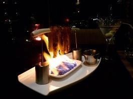 Salmon on Fire | Photo: Rubina A Khan