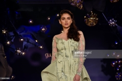 Aditit Rao Hydari in Gaurav Gupta's Moondust collection