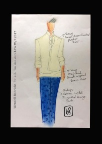 Exclusive Sketches of the aLL Primero Collection