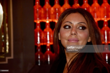 Gauri Khan at Chivas 18 Alchemy