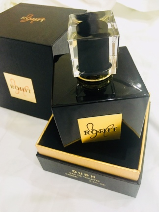Rohit Bal's Oudh Fragrance | Photo: Rubina A Khan