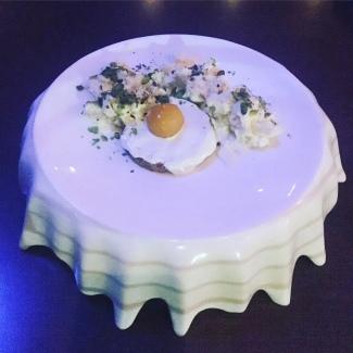White Chocolate French Toast with Mango | Rubina A Khan