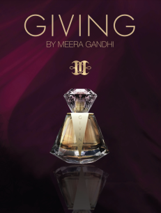 Giving Fragrance by Meera Gandhi