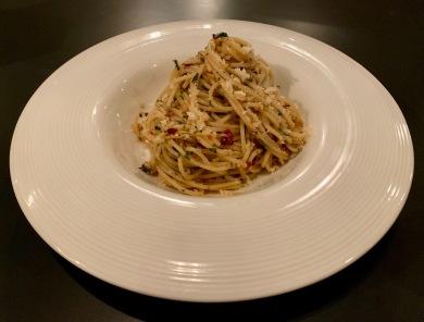 Spaghetti Aglio Olio | Photo: Rubina A Khan