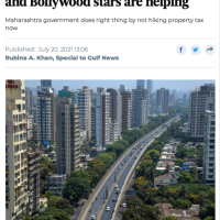 Mumbai's Money Is Moving In Realty, Despite The Calamitous Second Wave In India